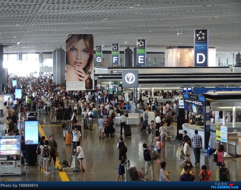 Re:[原创][100094614游记-41]13 days,13 flights.伪文艺流窜美日之最终回,从第二根据地回国,全日空新舱767,NH911 NRT-HKG.    日本东京成田机场