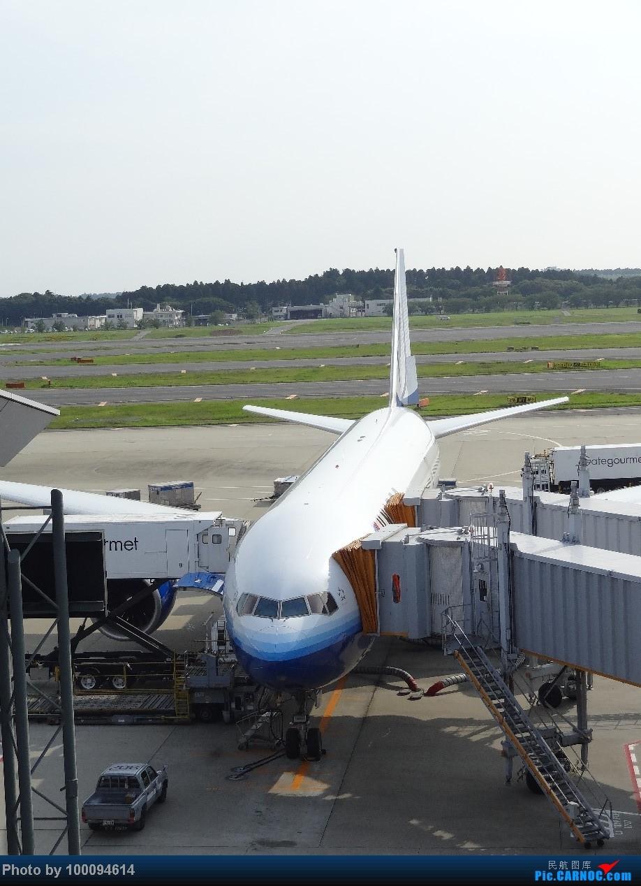 Re:[原创][100094614游记-41]13 days,13 flights.伪文艺流窜美日之最终回,从第二根据地回国,全日空新舱767,NH911 NRT-HKG. BOEING 777-200  日本东京成田机场