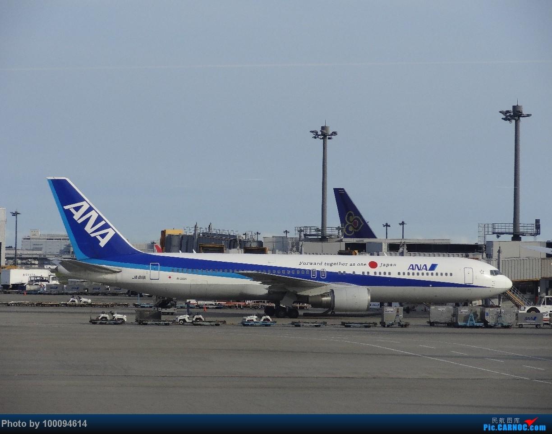 Re:[原创][100094614游记-41]13 days,13 flights.伪文艺流窜美日之最终回,从第二根据地回国,全日空新舱767,NH911 NRT-HKG. B767-300 JA611A 日本东京成田机场