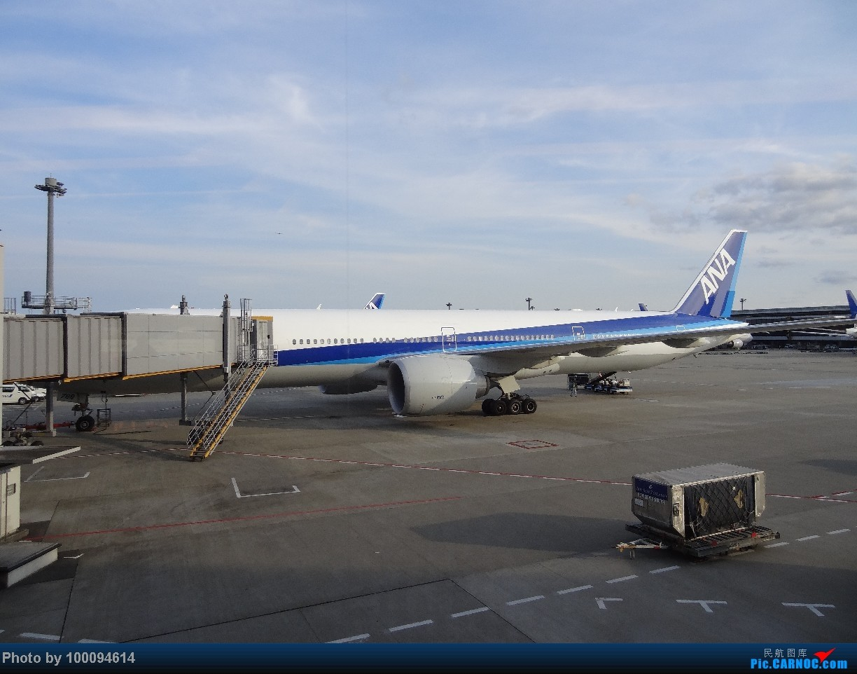 Re:[原创][100094614游记-41]13 days,13 flights.伪文艺流窜美日之最终回,从第二根据地回国,全日空新舱767,NH911 NRT-HKG. B777-300ER JA789A 日本东京成田机场