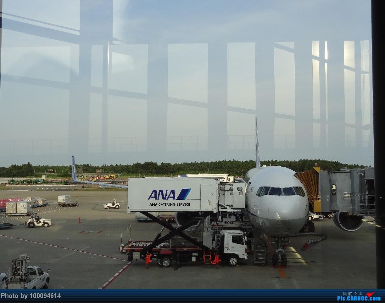 Re:[原创][100094614游记-41]13 days,13 flights.伪文艺流窜美日之最终回,从第二根据地回国,全日空新舱767,NH911 NRT-HKG. B767-300ER JA619A 日本东京成田机场