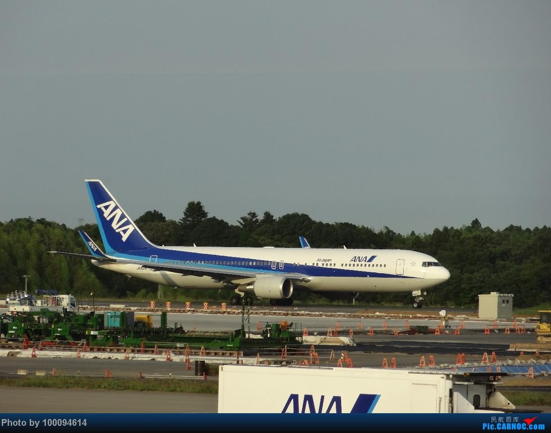 Re:Re:Re:[原创][100094614游记-41]13 days,13 flights.伪文艺流窜美日之最终回,从第二根据地回国,全日空新舱767,NH911 NRT-HKG. B767-300ER JA621A 日本东京成田机场