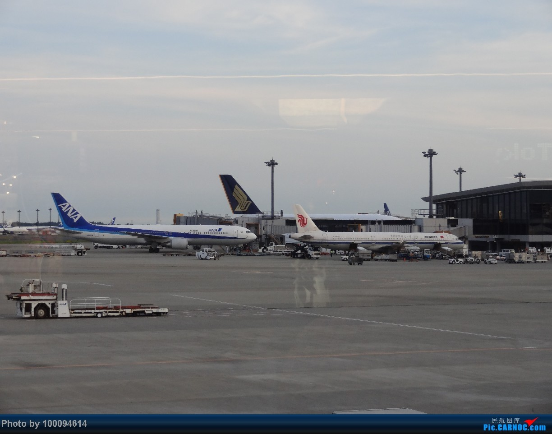 Re:[原创][100094614游记-41]13 days,13 flights.伪文艺流窜美日之最终回,从第二根据地回国,全日空新舱767,NH911 NRT-HKG. AIRBUS A321-200 B-6385 日本东京成田机场