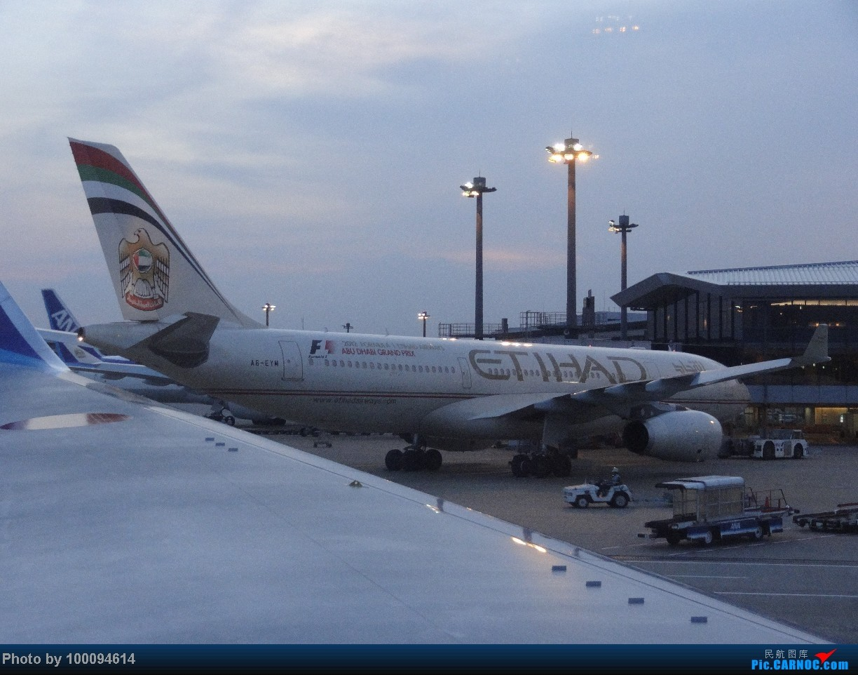 Re:[原创][100094614游记-41]13 days,13 flights.伪文艺流窜美日之最终回,从第二根据地回国,全日空新舱767,NH911 NRT-HKG. A330-200 A6-EYM 日本东京成田机场