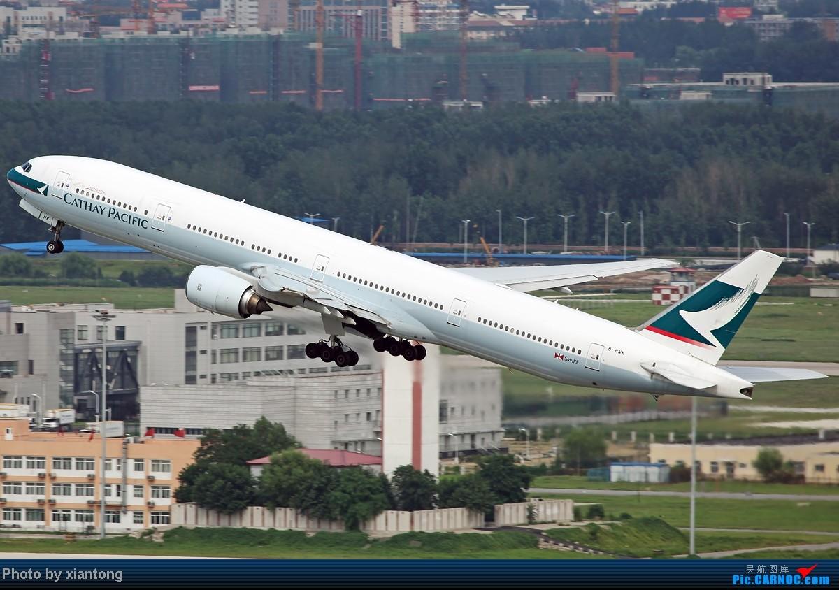 Re:[原创]『XIANTONG与飞机系列』哥,再给一次机会吧? --- 对不起,我是213飞友 BOEING 777-300 B-HNK 中国北京首都机场