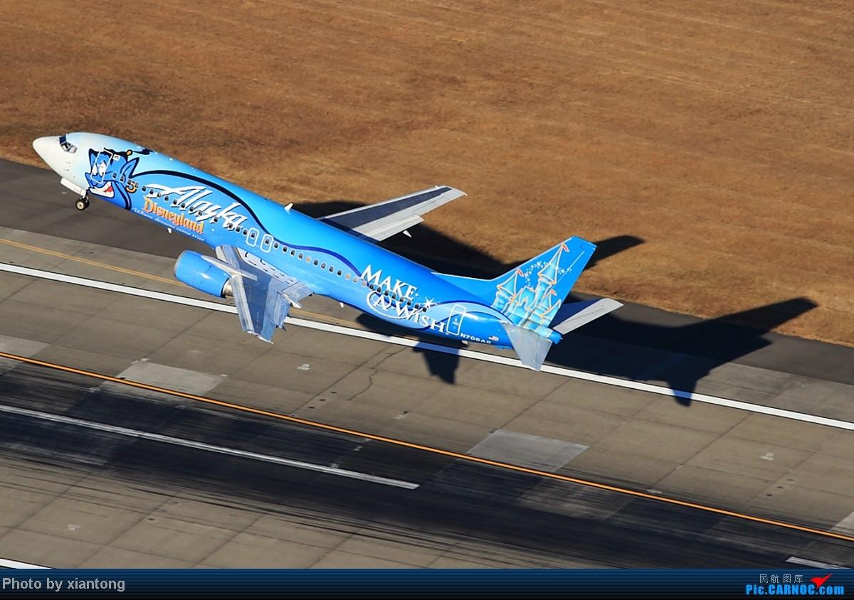 Re:[原创]『XIANTONG与飞机系列』哥,再给一次机会吧? --- 对不起,我是213飞友 BOEING 737-490 N706AS 美国西雅图机场
