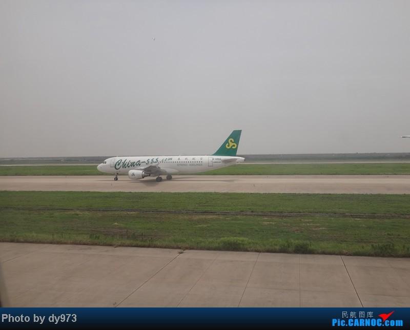 [原创]升到A320级了,发个A320 A320-214 B-6902 PVG