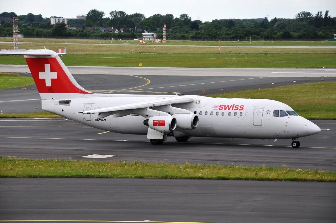 (9月20日跟新,持续跟新,敬请期待) british aerospace bae-146 hb-ixw