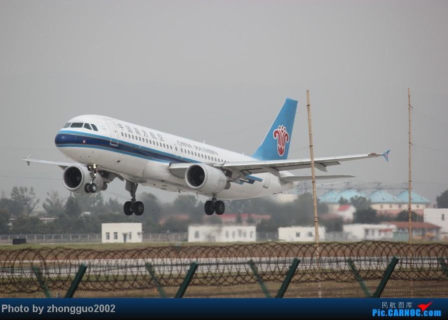 Re:[原创]再次来到呼和浩特机场,找到了一个不错的位置,拍了点照片。 AIRBUS A320-200 B-6303 中国呼和浩特白塔国际机场