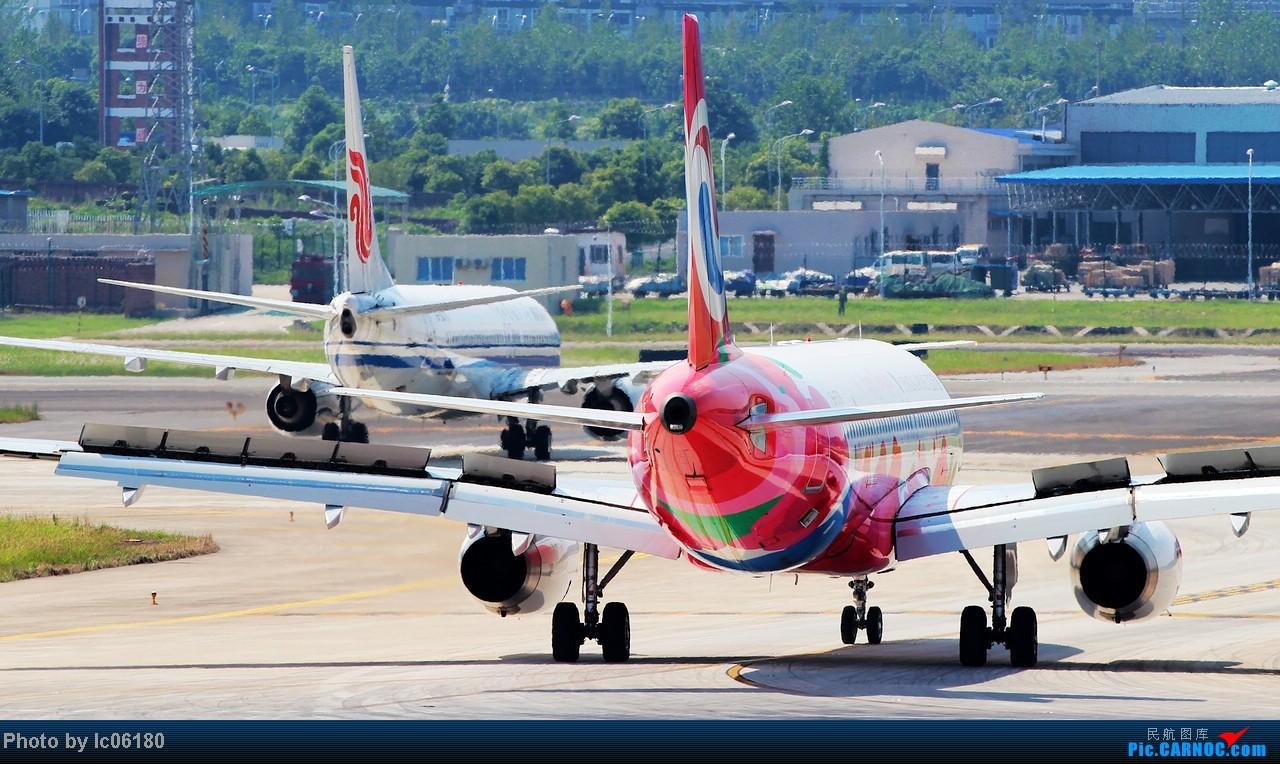 Re:[原创]『lc06180』CKG - 跑道20R落地 AIRBUS A320-200 B-6576 中国重庆江北机场