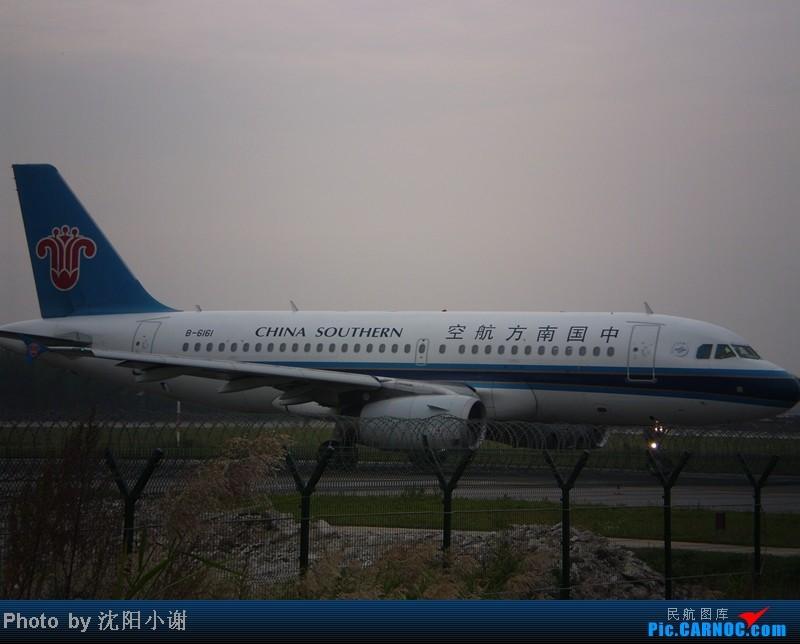 Re:[原创]沈阳桃仙机场 9月25日 9月26日拍摄 汉莎航空星空联盟A340 东方航空A300 AIRBUS A319-100 B-6161 中国沈阳桃仙机场