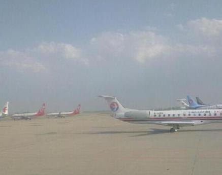 Re:Re:Re:[原创]【SJW】久违的家乡,久违的机场,石家庄,我在这    中国石家庄正定机场