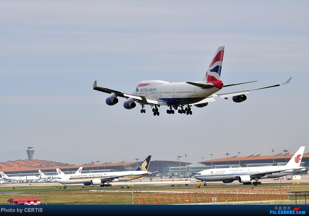 Re:[原创]10月3号拍机大杂烩 BOEING 747-400 G-CIVS PEK