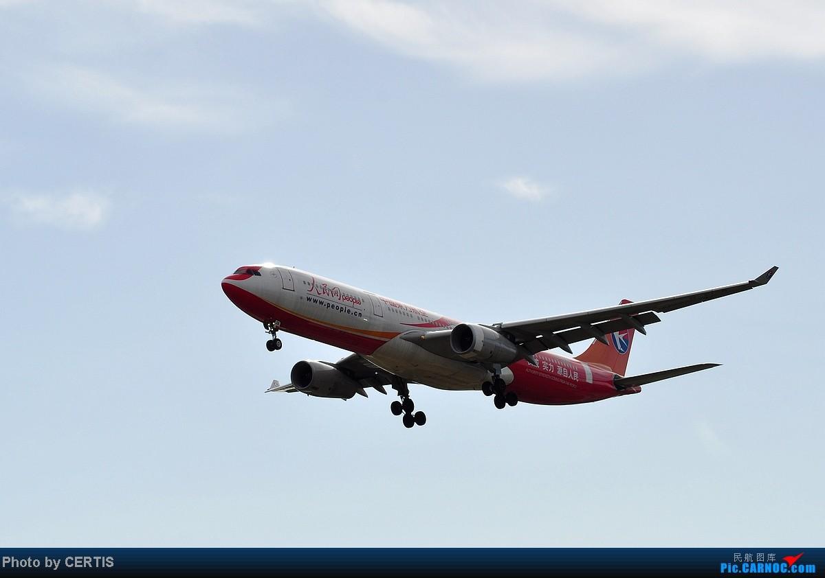 Re:[原创]10月3号拍机大杂烩 AIRBUS A330-300 B-6126 PEK