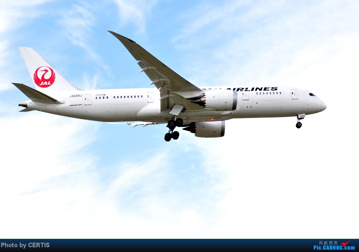 Re:[原创]10月3号拍机大杂烩 BOEING 787 JA826J PEK