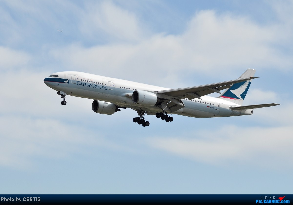 Re:[原创]10月3号拍机大杂烩 BOEING 777-200 B-HNB PEK