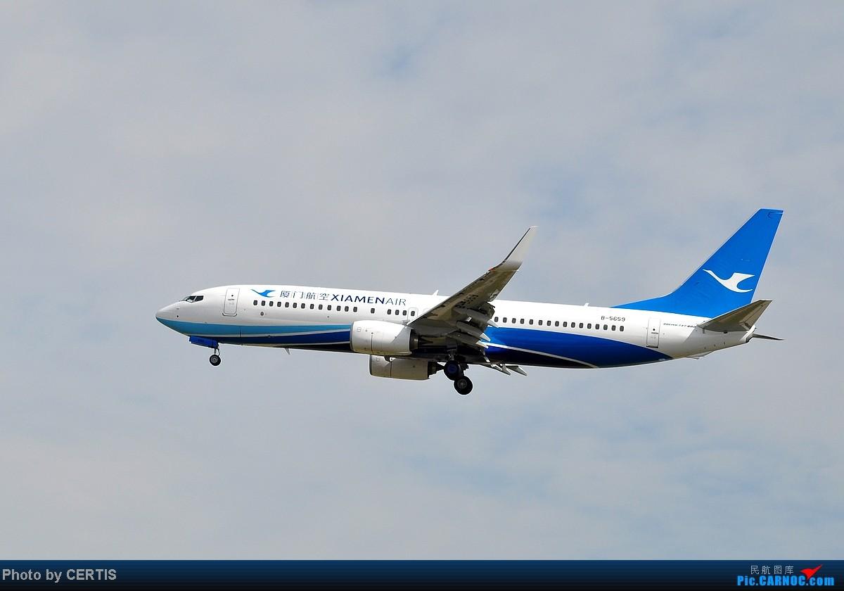 Re:[原创]10月3号拍机大杂烩 BOEING 737-800 B-5659 PEK