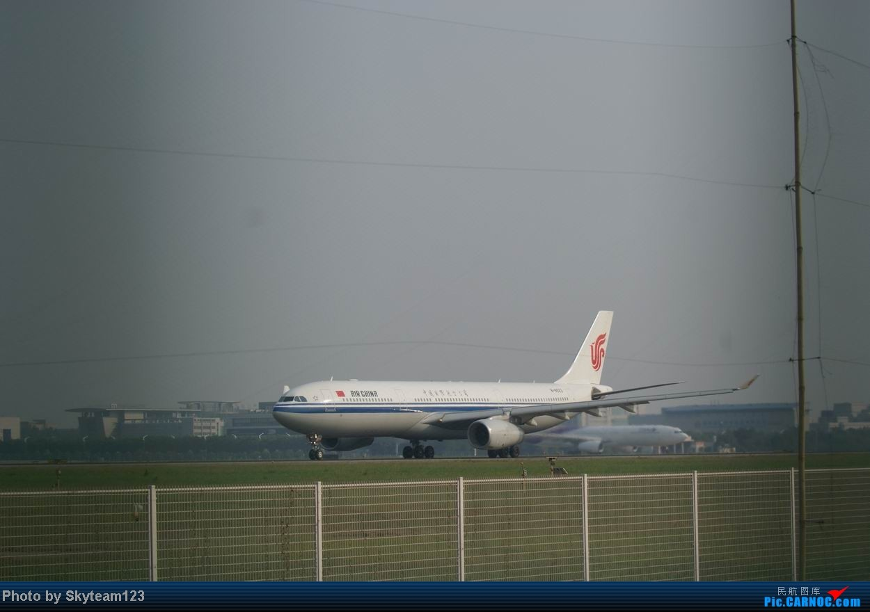 Re:[原创]白云西跑拍机,再见铁丝网,迎接新角度。 AIRBUS A330-300 B-6523