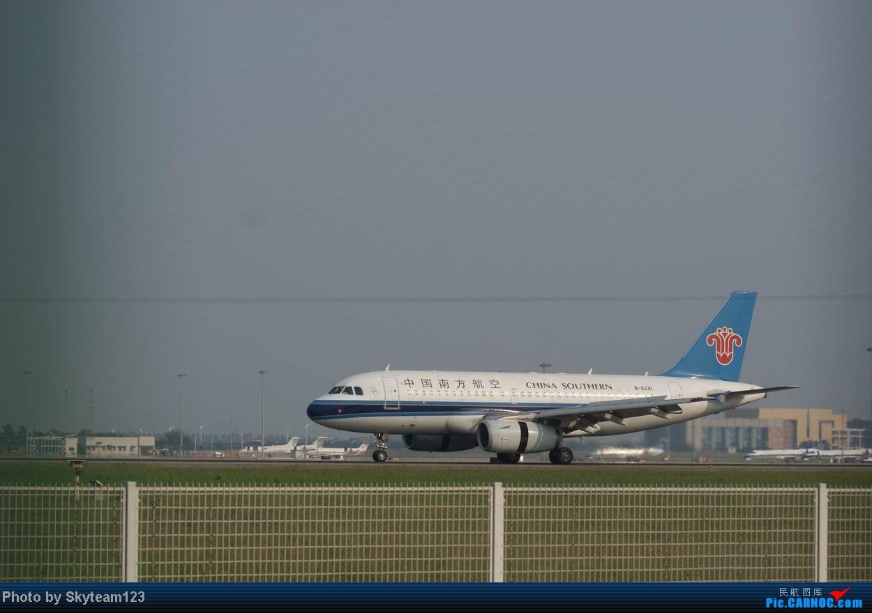 Re:[原创]白云西跑拍机,再见铁丝网,迎接新角度。 AIRBUS A319-100 B-6241