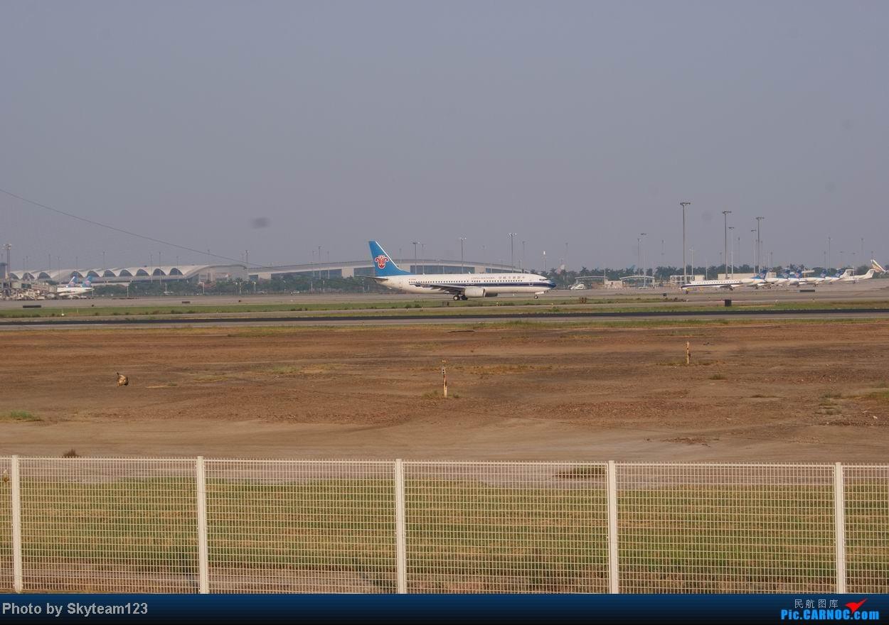 Re:[原创]白云西跑拍机,再见铁丝网,迎接新角度。 BOEING 737-800
