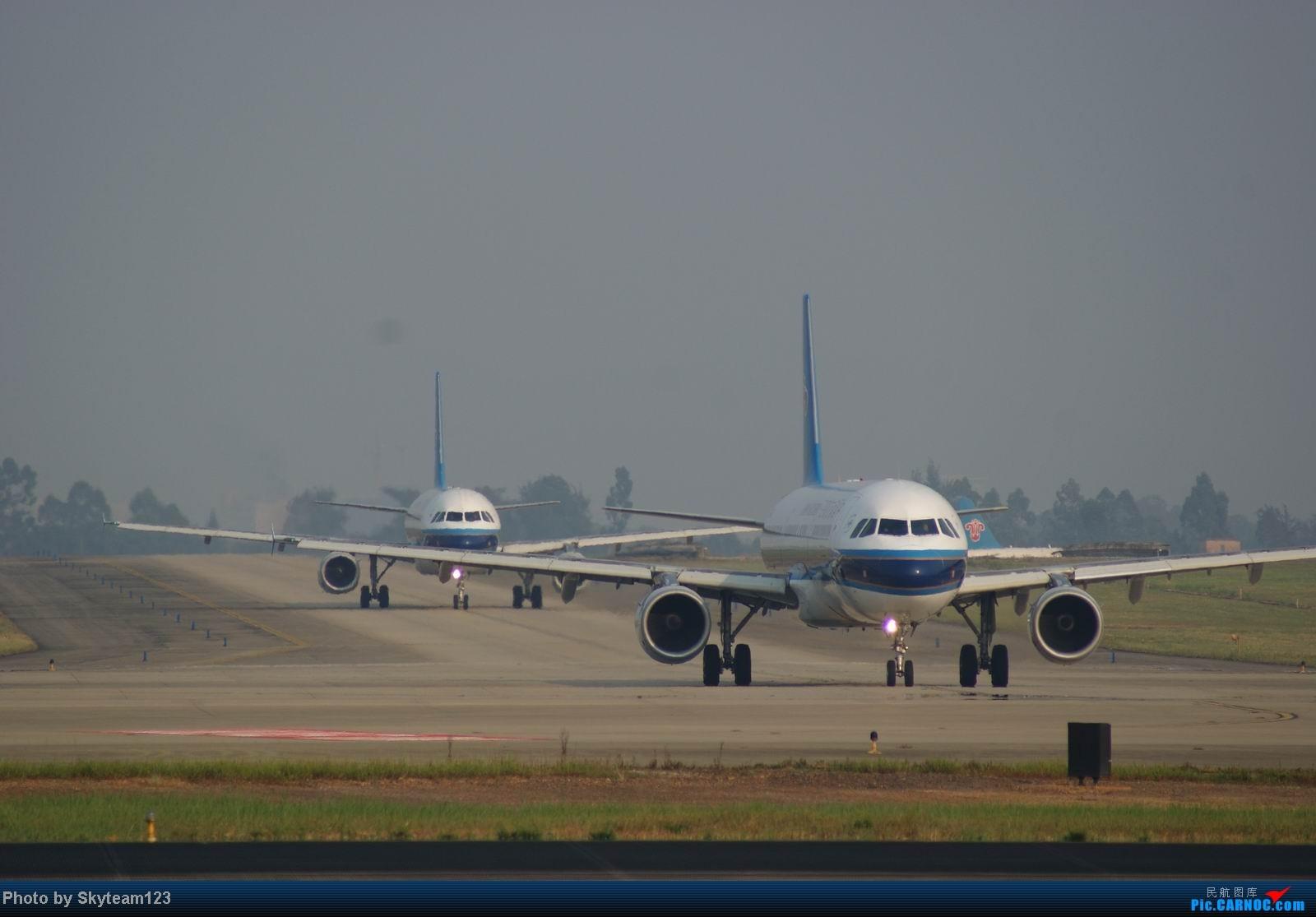 Re:[原创]白云西跑拍机,再见铁丝网,迎接新角度。 A320