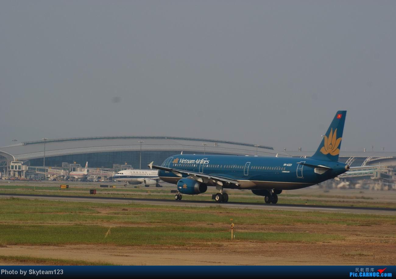 Re:[原创]白云西跑拍机,再见铁丝网,迎接新角度。 A321