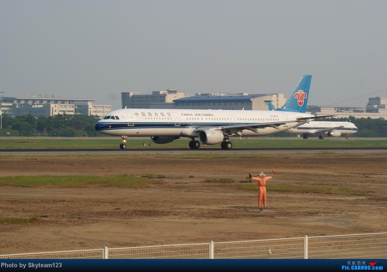 Re:[原创]白云西跑拍机,再见铁丝网,迎接新角度。 BOEING 737-700 B-5235