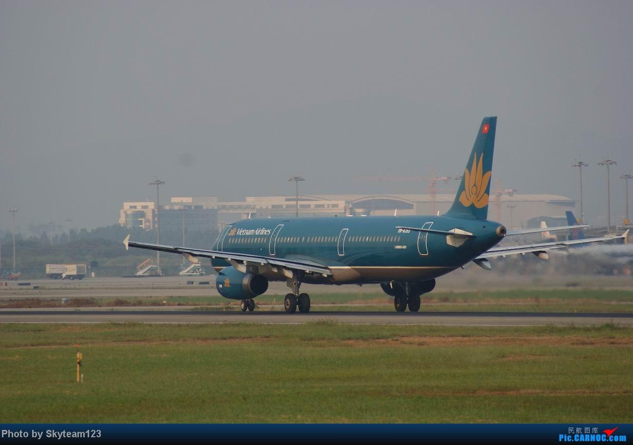 Re:[原创]白云西跑拍机,再见铁丝网,迎接新角度。 A321-200