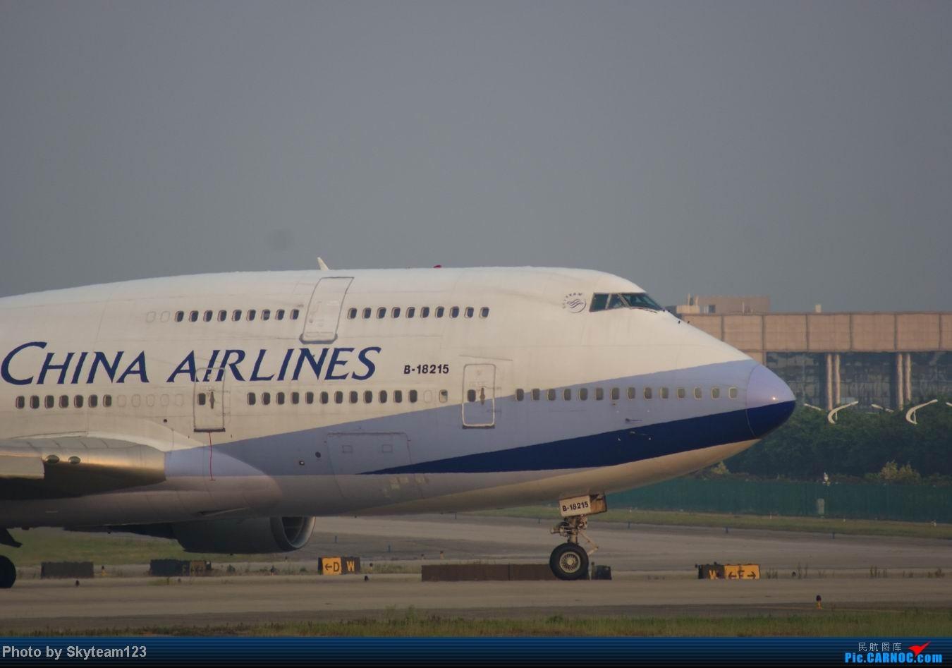 Re:[原创]白云西跑拍机,再见铁丝网,迎接新角度。 BOEING 747-400 B-18215