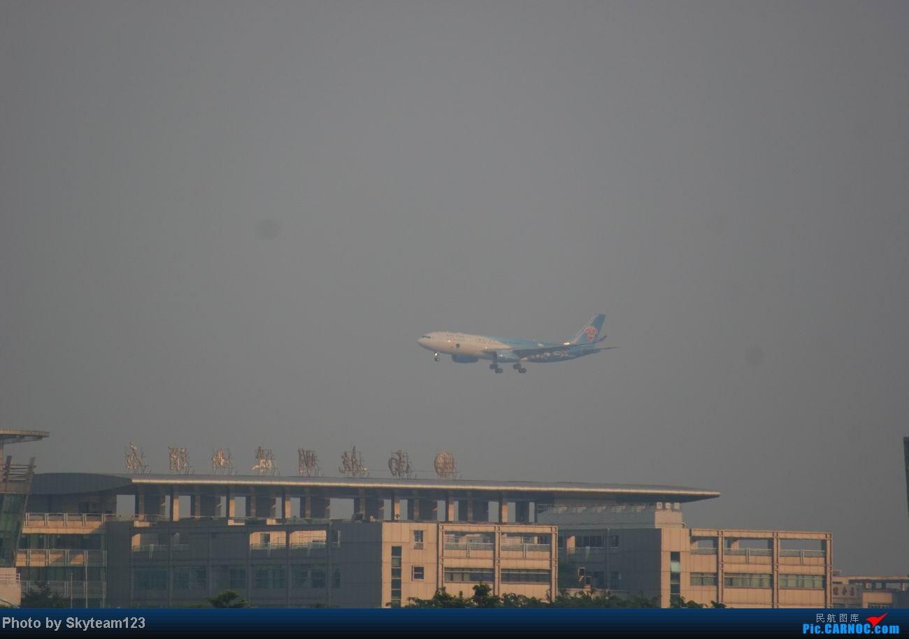 Re:[原创]白云西跑拍机,再见铁丝网,迎接新角度。 AIRBUS A330-200 B-6057