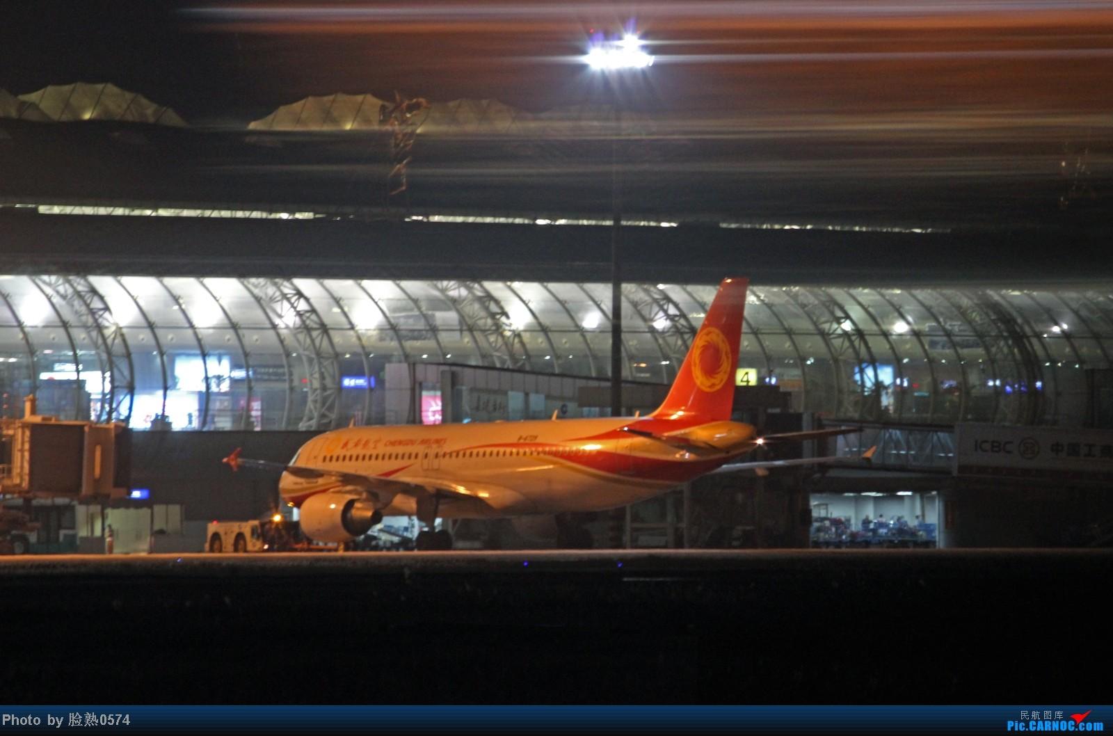 Re:[原创]宁波的夜静悄悄    中国宁波栎社机场