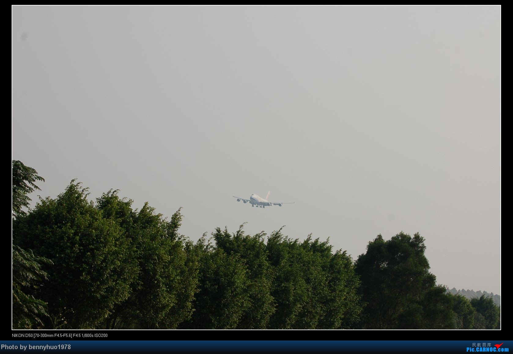 Re:[原创]第一次拍飞机,第一次发帖。国庆一个人去白云机场,累! BOEING 747-400 B-18215 中国广州白云机场