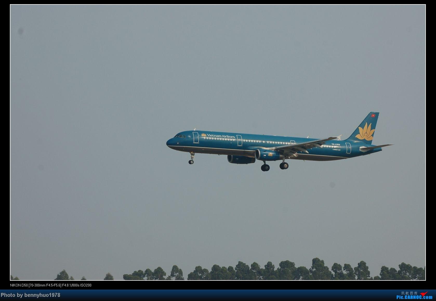 Re:[原创]第一次拍飞机,第一次发帖。国庆一个人去白云机场,累! AIRBUS A321  中国广州白云机场
