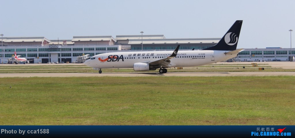 Re:[原创]10.9FOC拍机【有军机,通用航空塞斯纳,直升机】! BOEING 737-800 B-5348 中国福州长乐机场