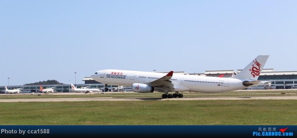 Re:[原创]10.9FOC拍机【有军机,通用航空塞斯纳,直升机】! AIRBUS A330-300 B-HLB 中国福州长乐机场