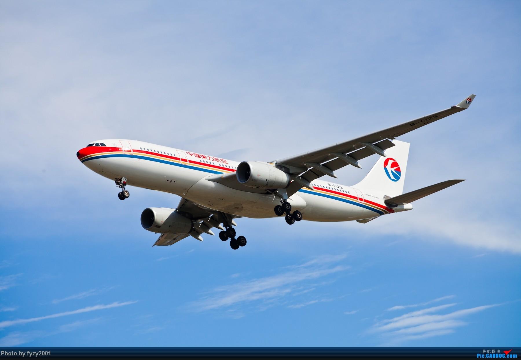 Re:[原创][无锡西站]长假PVG蹲守~~~~只发大图,多图杀猫~~~~ AIRBUS A330-200 B-6123 中国上海浦东机场