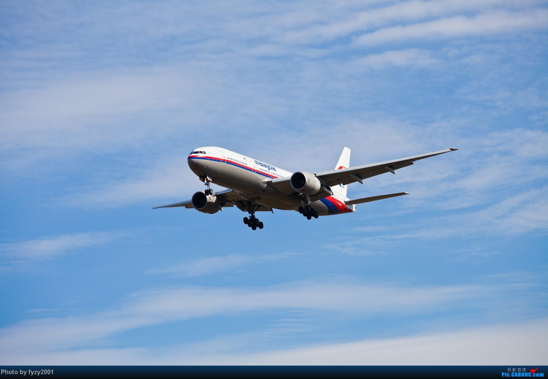 Re:[原创][无锡西站]长假PVG蹲守~~~~只发大图,多图杀猫~~~~ BOEING 777-200ER 9M-MRL 中国上海浦东机场