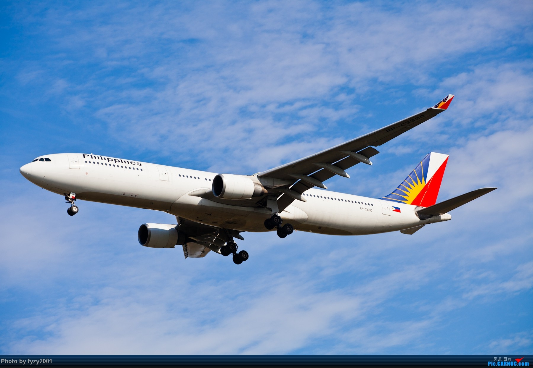 Re:[原创][无锡西站]长假PVG蹲守~~~~只发大图,多图杀猫~~~~ AIRBUS A330-300 RP-C3330 中国上海浦东机场