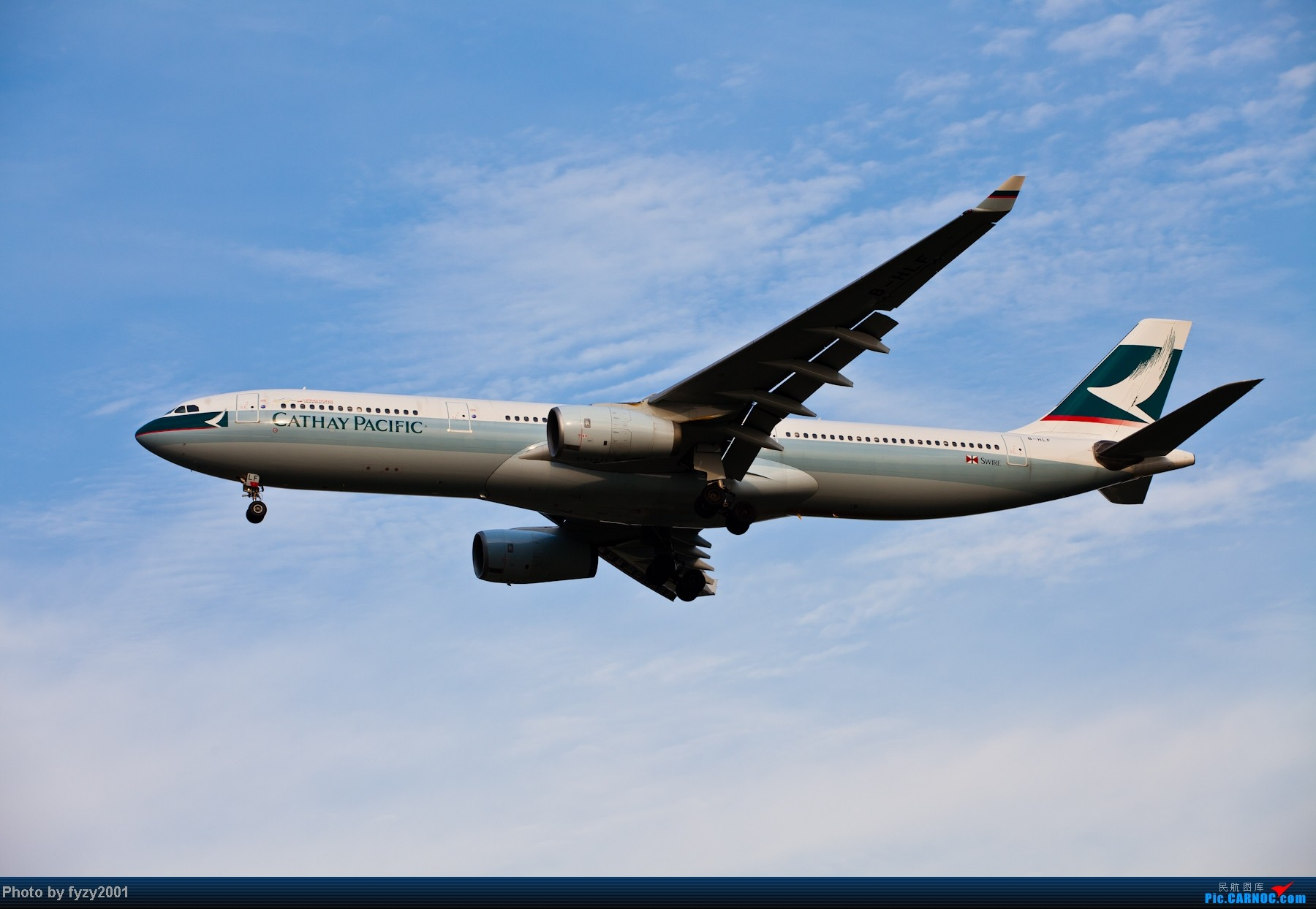Re:[原创][无锡西站]长假PVG蹲守~~~~只发大图,多图杀猫~~~~ AIRBUS A330-300 B-HLF 中国上海浦东机场