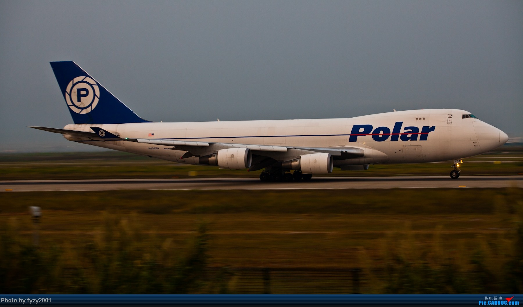 Re:[原创][无锡西站]长假PVG蹲守~~~~只发大图,多图杀猫~~~~ BOEING 747-400F N454PA 中国上海浦东机场