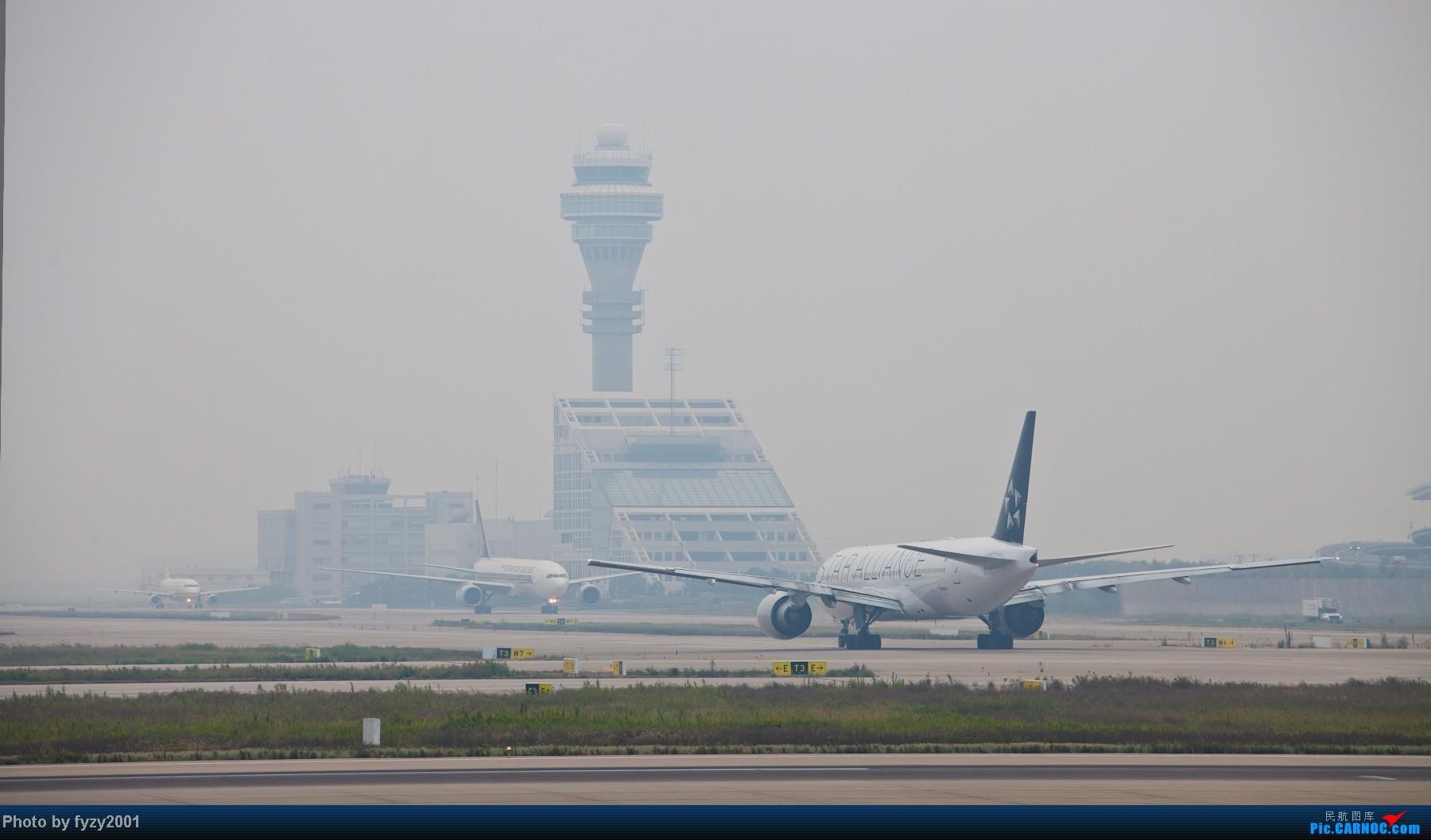 Re:[原创][无锡西站]长假PVG蹲守~~~~只发大图,多图杀猫~~~~ BOEING 777-200ER N76021 中国上海浦东机场
