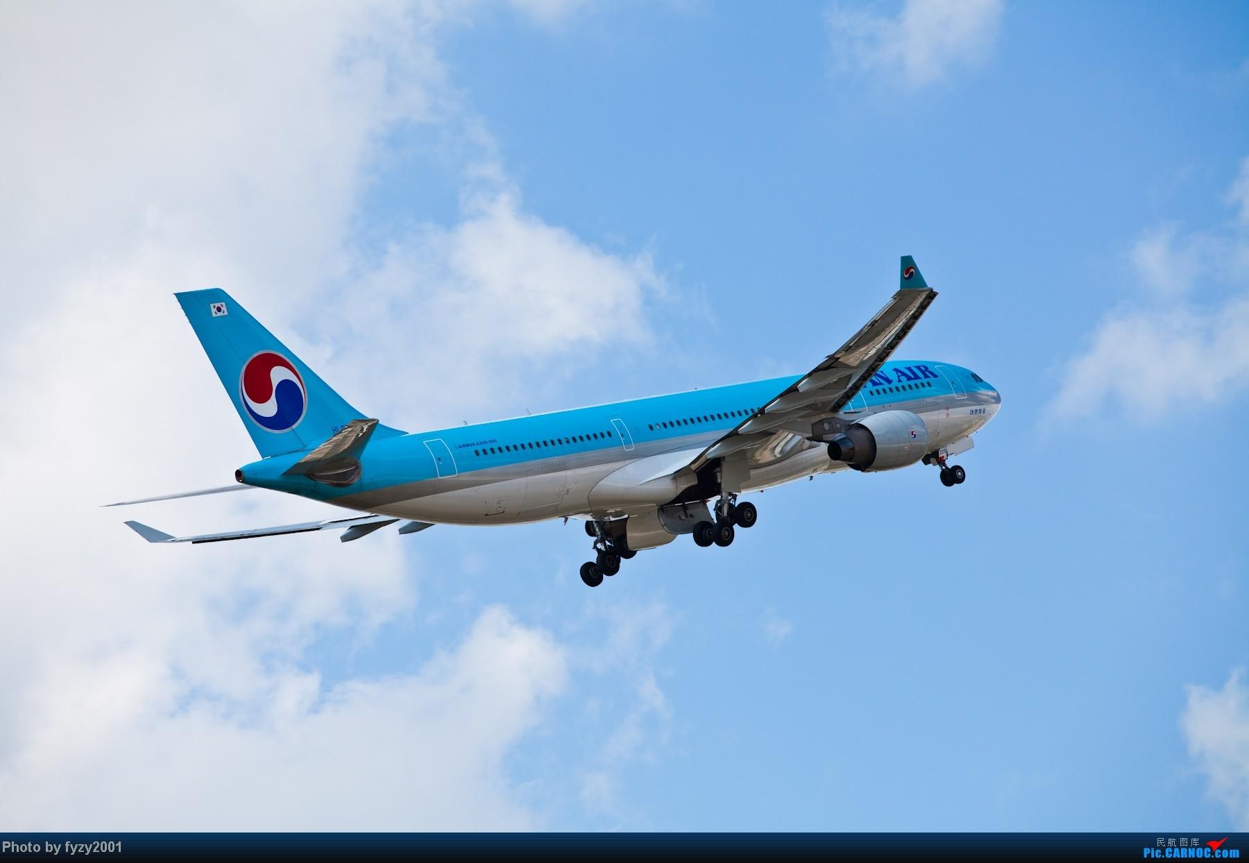 Re:[原创][无锡西站]长假PVG蹲守~~~~只发大图,多图杀猫~~~~ AIRBUS A330-200 HL8228 中国上海浦东机场
