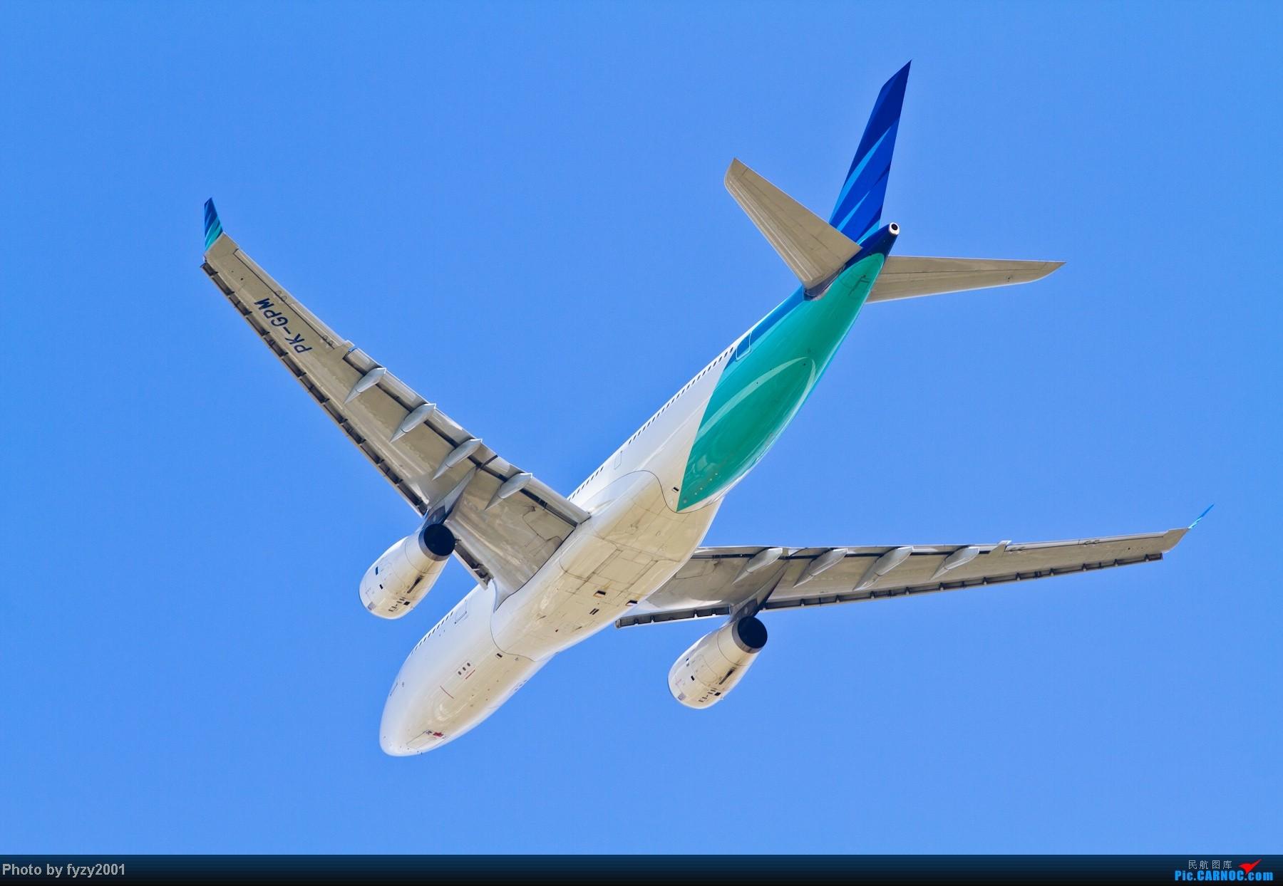 Re:[原创][无锡西站]长假PVG蹲守~~~~只发大图,多图杀猫~~~~ AIRBUS A330-200 PK-GPM 中国上海浦东机场
