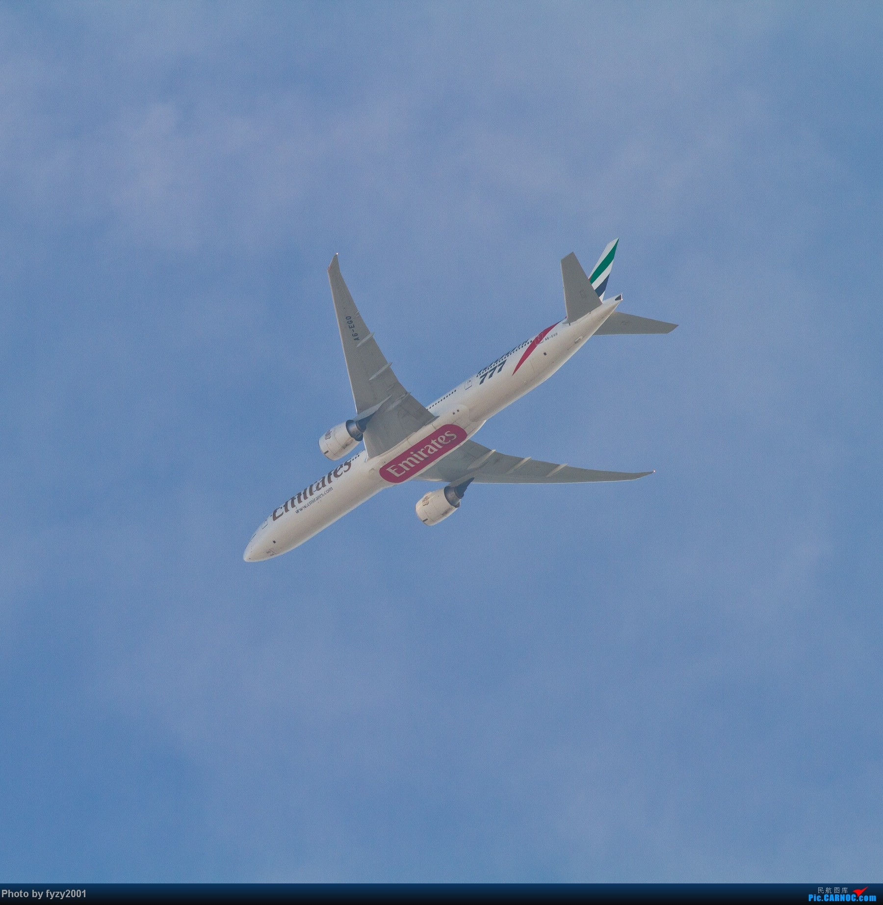 Re:[原创][无锡西站]长假PVG蹲守~~~~只发大图,多图杀猫~~~~ BOEING 777-300ER A6-EGO 中国上海浦东机场