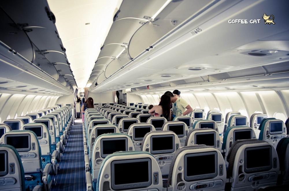 Re:[原创]去马尔代夫旅行的一些杂图~ AIRBUS A320