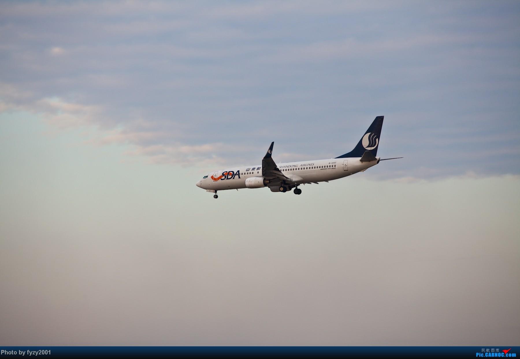 [原创][无锡西站]追逐光影的脚步(1800大图) BOEING 737-800 B-5117 中国上海虹桥机场