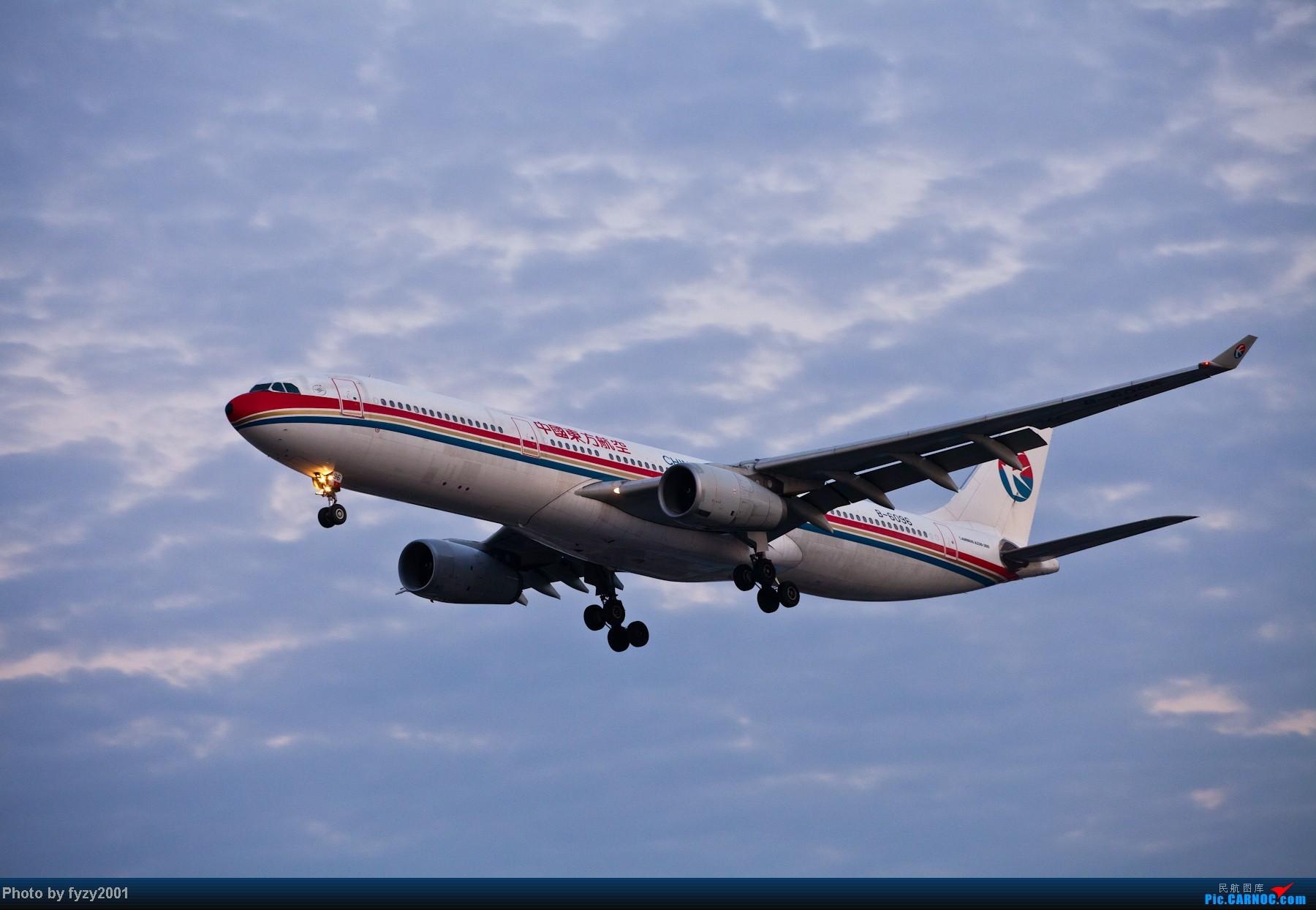Re:[原创][无锡西站]追逐光影的脚步(1800大图) AIRBUS A330-300 B-6096 中国上海虹桥机场