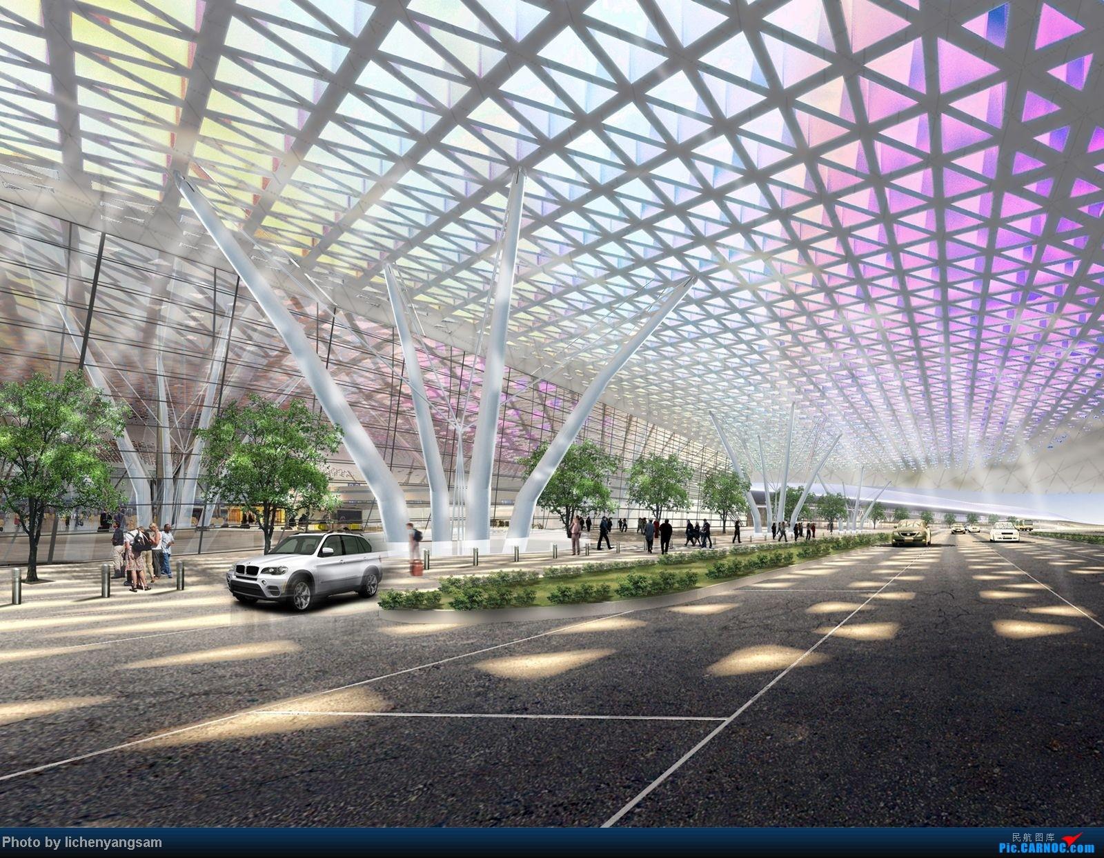 Re:[原创]乌鲁木齐机场T4or新机场规划图!!美爆了!    中国乌鲁木齐地窝堡机场