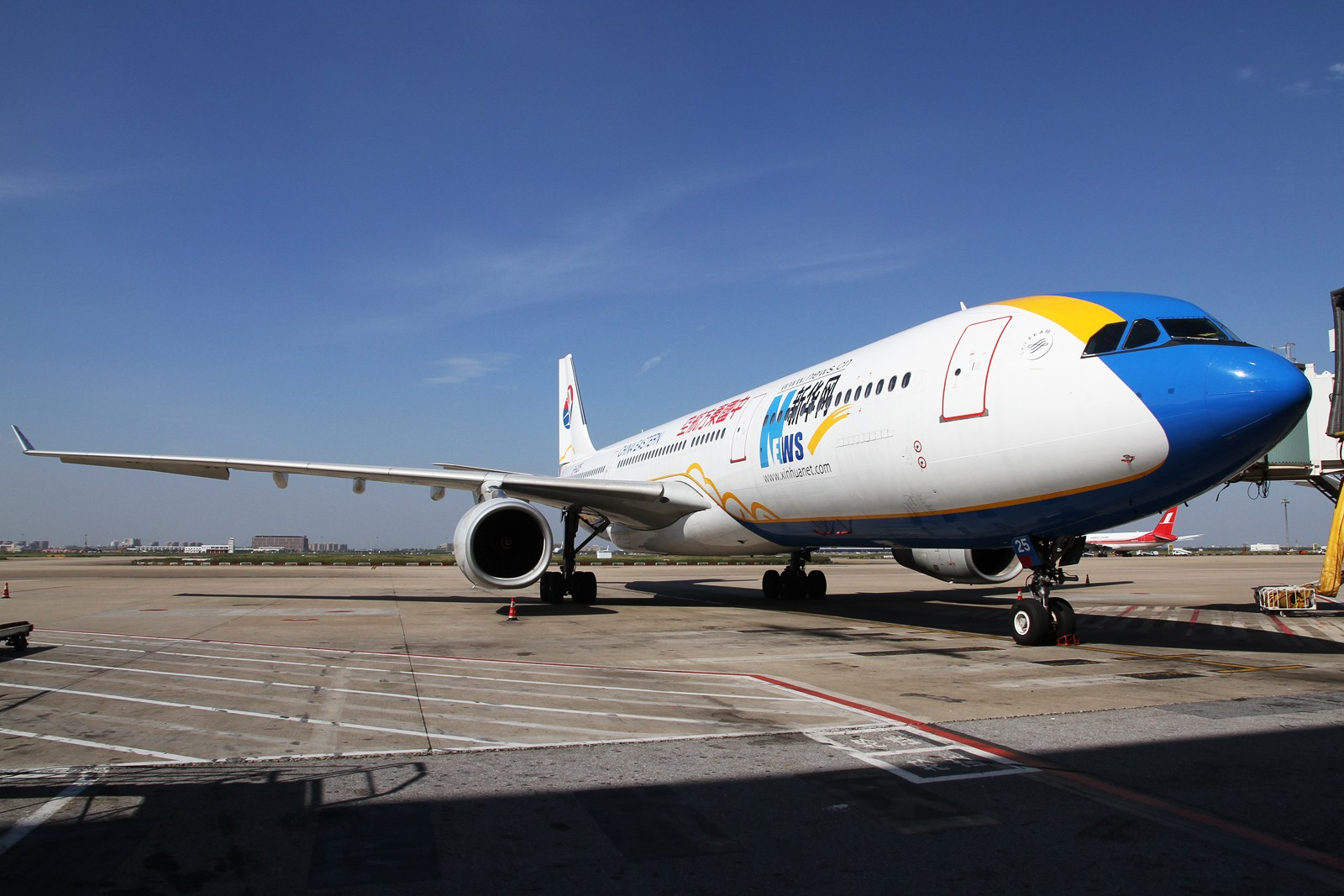 "Re:[原创]【PVG】**********化身PVG""内场党"",随便整几张********** AIRBUS A330-300 B-6125 中国上海浦东机场"