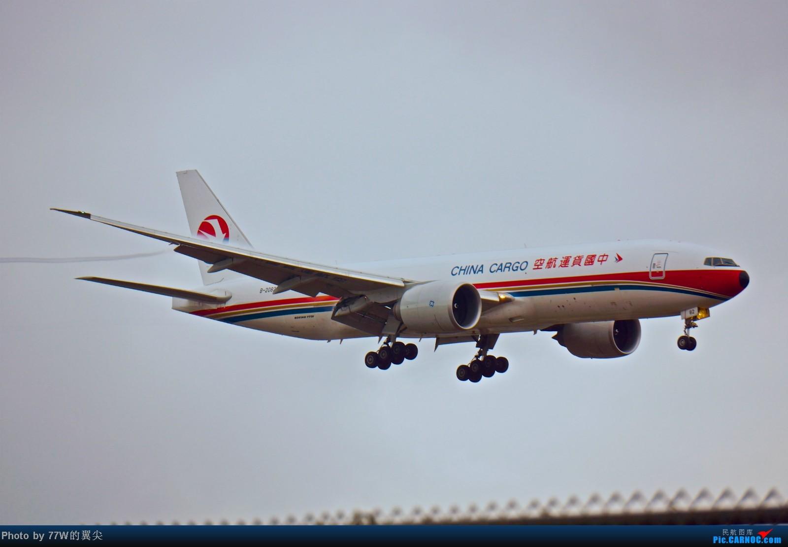 Re:[原创][LAX]---不一样的LAX ---阴天777合集  一次看个够 BOEING 777 B-2082 美国洛杉矶机场